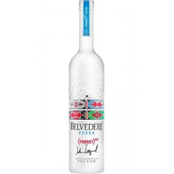Belvedere Pure Red 700 ml By John Legend
