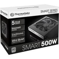 POWER SUPLY 500W TT SMART ATX2.3 80+ WHITE PS-SPD-0500NPCWBZ-W