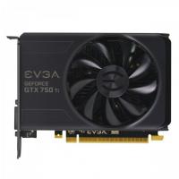 GPU GTX 750TI 2GB REF DDR5 128BITS PCI-E EVGA 02G-P4-3751-KR