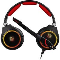 HEADSET TT SPORTS CRONOS RGB 7.1 DIGITAL 3D/USB PLUG HT-CRO-DIECBK-21