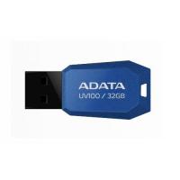 PENDRIVE ADATA UV100 32GB BLUE - 11620020 - AUV100-32G-RBL