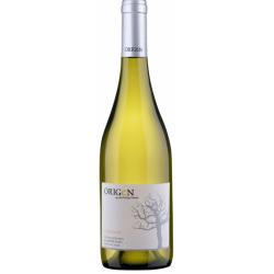 WHITE WINE ORIGEN CHARDONNAY 2015 6X750ML