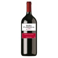 RED WINE DONA FLORENCIA CABERNET SAUVIGNON 2015 6X1000ML
