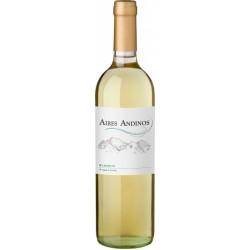 WHITE WINE AIRES ANDINOS WHITE 2015 6X750ML