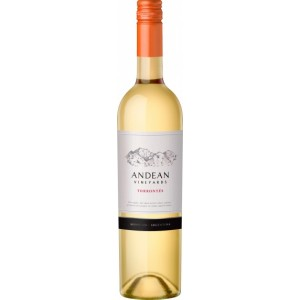 WHITE WINE ANDEAN VINEYARDS TORRONS 2015 6X750ML