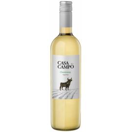 WINE WHITE CASA DE CAMPO  CHARDONNAY 6X750ML