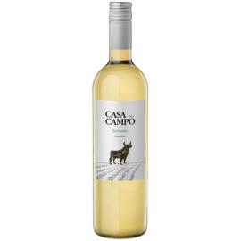 WINE WHITE CASA DE CAMPO TORRONS 6X750ML