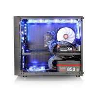 CABINET TT CORE X1 BLACK / WIN / SECC CASE CA-1D6-00S1WN-00