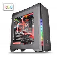CABINET TT VERSA C21 RGB BLACK / SPCC / WINDOW CA-1G8-00M1WN-00