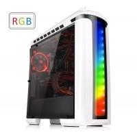 CABINET TT VERSA C22 RGB SNOW / SPCC / FULL WINDOW CA-1G9-00M6WN-00